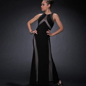 Night Way Collections Dresses - Long Evening Black Dress